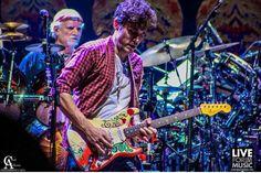 John Mayer in dead and company