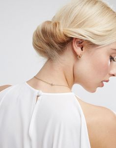 ASOS – Basics – Haarkissen für Vintage-Look