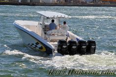 fountain offshore fishing boats | Worlds Fastest Offshore Fishing Boat - Boating and Fishing Discussion ...