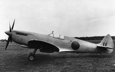 Spitfire PR.X SR396