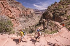 Want to Experience the Best of Grand Canyon National Park? You've got to earn it.  Travel writer James Kaiser shares his photos and story.