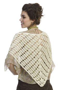 gemakkelijk Gehaakte sjaal patroon