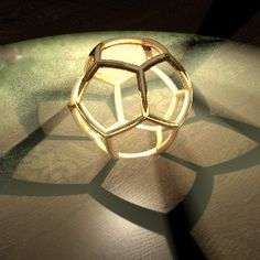 Stereographic Projects of a Dodecahedron
