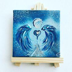 #herzengel#heartangel#magic#mystic#angel#engel#heart#herz#blau#spirit#spiritual#mystisch#carmens#www.herzoase.com