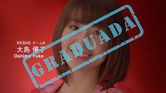 Oshima Yuko anuncia su graduación de AKB48