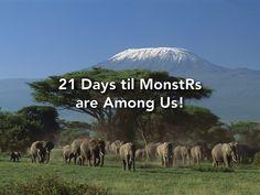 Can you find all the MonstRs hiding in the Serengeti? #MonstR #MosntRpreneur #entrepreneurship #entrepreneur #startup