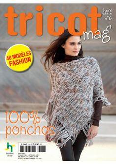 Tricot Mag hors série 6 - 100% ponchos