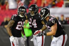 Falcons backfield ranked No. 5 in the NFL by Pro Football Focus