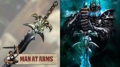 man at arms swords - Bing Images