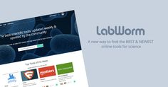 LabWorm  Product Hunt for Science