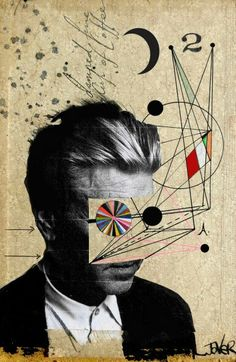 "Collage, ""lynch"" - JOver is my favorite. Collages, Collage Art, Ap Art, Art And Illustration, Beautiful Artwork, Love Art, Online Art, Amazing Art, Saatchi Art"