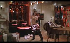 one of the funniest movie scenes ever.  Dudley Moore in Foul Play