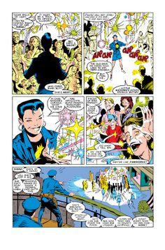 First appearance of Jubilee, Uncanny X-Men #244 (1989) Marvel Comics #AsiaFuturism
