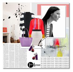 """The magazine series 2016 -1ereavenue.com"" by undici ❤ liked on Polyvore featuring Joseph Ribkoff, Nico, Roksanda, Vera Bradley, Miu Miu and JosephRibkoff"