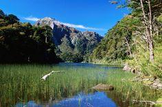 Lago El Toro, Cerro Araucano (1881m), Huerquehue