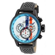 Invicta Men's 19290 S1 Rally Quartz Multifunction White Dial Watch www.themtlcollection.com