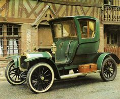 1908 1909 Vinet Unic