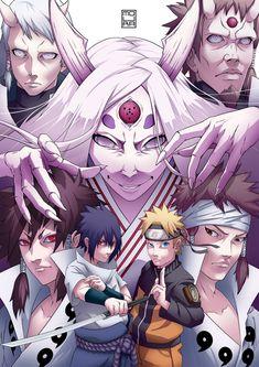 Naruto Akatsuki Funny, Naruto Shippuden Characters, Naruto Fan Art, Naruto Sasuke Sakura, Naruto Uzumaki Shippuden, Naruto Funny, Anime Characters, Madara Wallpaper, Naruto And Sasuke Wallpaper