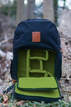 Kickstarter: Brevitē Bag is a Camera Bag That Looks Like a Normal Backpack | Popular Photography