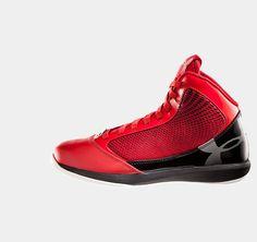 Men's Underarmour Jet Basketball Shoes: #redandblack #ysuathletics