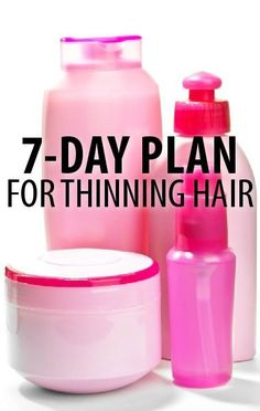 Say goodbye to thinning hair with Dr Oz's seven-day plan to help you regrow with protein, a Biotin supplement, and Tilia Bud Extract volumizing shampoo. http://www.recapo.com/dr-oz/dr-oz-beauty/dr-oz-tilia-bud-extract-shampoo-biotin-supplement-hair-loss/