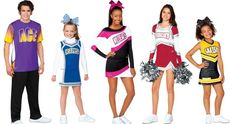 The Cheer Uniforms You Need to Elevate Your Next Season