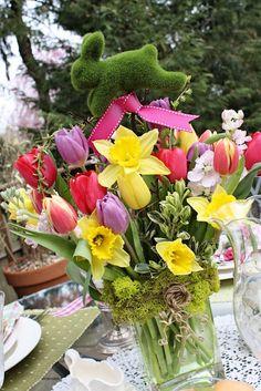 Oh my Fiesta Flowers!: conejitos