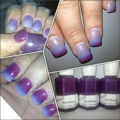 PlumBerry is a jelly purple with micro spectraflair and silver glitter.  This polish is unique and sets itself apart from other polishes because it changes 3 different colors!! When warm it will change to a grayish silver showing just the glitter.  The intermediate color is a blueish lavendar. Wh...