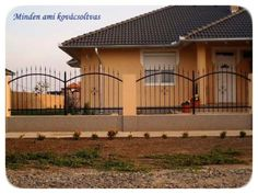 1. Kép Kovácsoltvas Jellegű Kerítés Garden Railings, Gazebo, Mary, Outdoor Structures, Outdoor Decor, Home Decor, Kiosk, Decoration Home, Room Decor