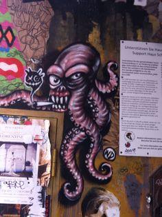 ~ Graffiti ~  Berlin Style