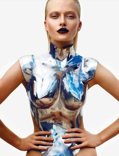 Trend Composition : Melded | Trendland - thierry-mugler
