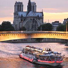 ~Bateaux Mouches sur la Seine~