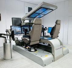 Image result for mech cockpit simulator Christmas lights