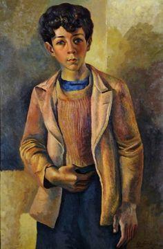 Carlos Alonso: Retrato de L.E.S ( Lino Enea Spilimbergo, pintor ...