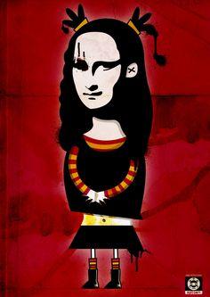 MONNA LISA VARIAZIONE 01 ALEPOP/2105