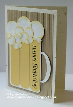 A Male card - using all Stampin' Up! products. Check out my blog for more cards. www.spiralzandcurlz.blogspot.com