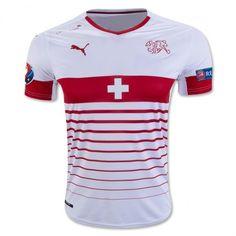 £19.99 Switzerland Away Shirt 2016