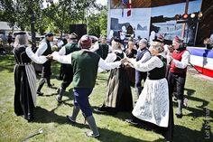 Icelandic Folk Dance