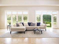 King Furniture's latest design: Sonata Create a symphony in your home.