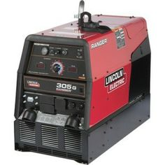 The Lincoln Electric Ranger 305 G Multiprocess DC Welder/AC Generator Featuring Chopper Technology is a powerful multiprocess stick, TIG, wire and pipe welding, engine-driven welder. It is ready for all day, everyday performance and includes Lincoln's Chopper Technology for superior arc performance.