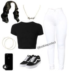 teenager outfits for school cute - teenager outfits ; teenager outfits for school ; teenager outfits for school cute Baddie Outfits Casual, Swag Outfits For Girls, Casual School Outfits, Cute Swag Outfits, Teenage Girl Outfits, Cute Comfy Outfits, Dope Outfits, Girly Outfits, Teen Fashion Outfits