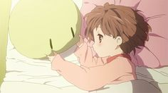 so cute and sad Ushio clannad | Tumblr