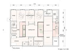 Casa Atlas,Planta Primer Piso