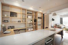 밝고 환한 30평 아파트 인테리어 :: FabD(팹디)