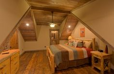Private Top Level King Master Suite #2