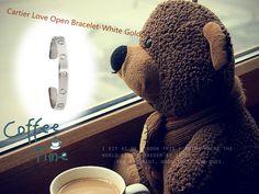 Love Bracelets, Cartier Love Bracelet, White Gold, Fall, Autumn, Cartier Love Bangle