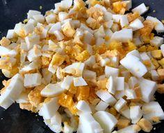 Sałatka z tuńczyka i ryżu - Blog z apetytem Snack Recipes, Snacks, Feta, Cheese, Blog, Snack Mix Recipes, Appetizer Recipes, Appetizers, Blogging