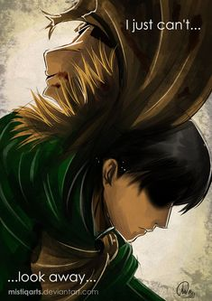 Welp, here come the feels.  Levi x Petra - Attack on Titan (進撃の巨人)