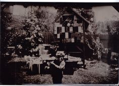 "By: Conrad Young Title: ""Tea Time Chaos"" Country: United States Date: Wet Plate Collodion, International Artist, Tea Time, United States, Country, Image, High Tea, Rural Area, Country Music"