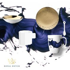 Royal Dutch inspirational porcelain designs  For more follow us on Instagram Twitter Facebook LinkedIn
